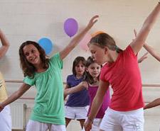 Mouvement: l'esprit créatif pour vos enfants
